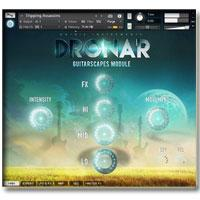 وی اس تی گیتار پد Gothic Instruments Dronar Guitarscapes Module
