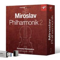 وی اس تی فیلارمونیک 2 IK Multimedia Miroslav Philharmonik 2