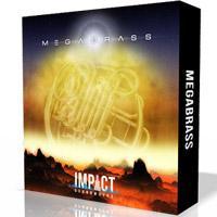 خرید اینترتی وی اس تی ترکیب برس ارکسترال و سینت برس Impact Soundworks Mega Brass