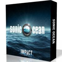 وی اس تی سینتی سایزر برپایه صدای آب Impact Soundworks Sonic Ocean