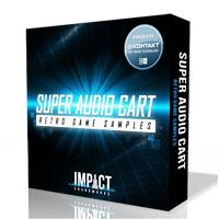 وی اس تی صداهای گیم Impact Soundworks Super Audio Cart