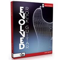 خرید اینترتی لوپ و ریتم گیتار سبک راک In Session Audio Evolved Rock Guitar and Direct