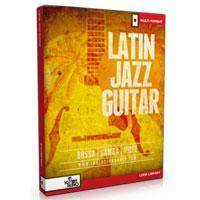 لوپ گیتار الکتریک سبک لاتین جز In Session Audio Latin Jazz Guitar and Direct