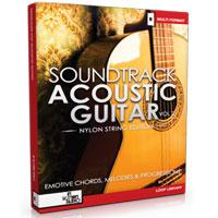 خرید اینترتی لوپ گیتار آکوستیک In Session Audio Soundtrack Acoustic Guitar Vol 2 Nylon String Edition