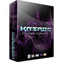 خرید اینترتی مجموعه کامل پلاگین های میکس و مسترینگ Kazrog Complete Collection 1 v1.0.0