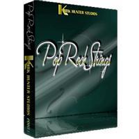 خرید اینترتی وی اس تی استرینگز مخصوص سبک پاپ و راک Kirk Hunter Studios Pop Rock Strings