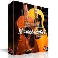 وی اس تی گیتار آکوستیک آکوردیک Native Instruments Session Guitarist Strummed Acoustic 2