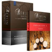 وی اس تی برلین پرکاشن Orchestral Tools Berlin Percussion BUNDLE incl. EXP A Timpani
