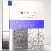 اکسپنشن A برلین استرینگز Orchestral Tools Berlin Strings EXP A Special Bows I v2.1