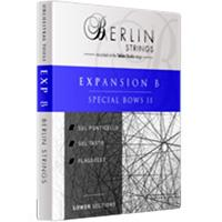 اکسپنشن B برلین استرینگز Orchestral Tools Berlin Strings EXP B Special Bows II v2.1