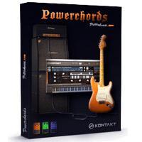 وی اس تی آکوردیک گیتار فندر استرتوکستر Pettinhouse Guitar Power Chords