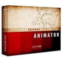 وی اس تی ساخت موزیک انیمیشن ProjectSAM Symphobia Colours Animator