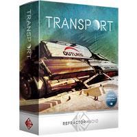 وی اس تی لوپ و ریتم ساخت موزیک الکترونیک Refractor Audio Transport
