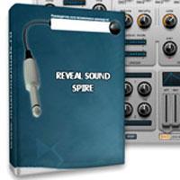 آخرین ورژن سینتی سایزر فوق العاده اسپیر Reveal Sound Spire v1.1.9