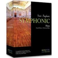 وی اس تی هارپ SONiVOX Sonic Implants Symphonic Harp