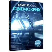 خرید اینترتی وی اس تی ساخت فضای سینماتیک Sample Logic CinemorphX
