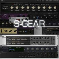 خرید اینترتی پلاگین افکت گیتار Scuffham Amps S-Gear 2 v2.6.0
