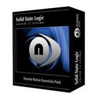 خرید اینترتی پلاگین های میکس و مستر فوق العاده قدرتمند Solid State Logic Duende Native v5.1.1