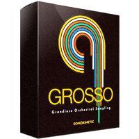 بهترین ابزار مبتی بر قطعات از پیش نواخته شده ارکسترال Sonokinetic Grosso