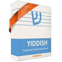 خرید اینترتی وی اس تی وکال خاورمیانه Sonokinetic Yiddish