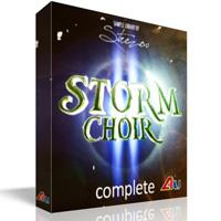 حجیم ترین لایبری گروه کر ساخته شده تا به امروز Strezov Sampling Storm Choir 2