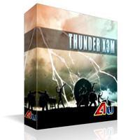 خرید اینترتی وی اس تی پرکاشن حماسی Strezov Sampling Thunder X3M