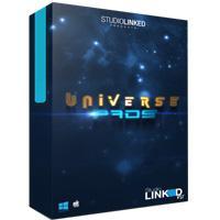 وی اس تی پد StudioLinkedVST Universe Pads