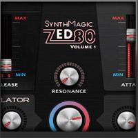 خرید اینترتی وی اس تی سینتی سایزر کلاسیک Synth Magic ZED80 Vol.1 & 2