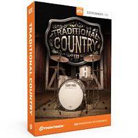 اکسپنشن سبک کانتری برای ای زی درامر Toontrack EZX2 Traditional Country