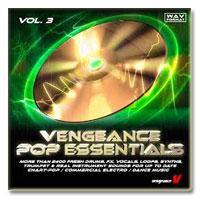 خرید اینترتی مجموعه سمپل ساخت موزیک پاپ Vengeance Pop Essentials Vol.3