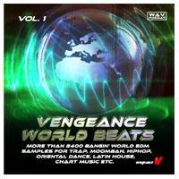 خرید اینترتی لوپ سبک EDM با گرایش موسیقی ملل Vengeance World Beats