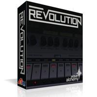 وی اس تی 14 درام ماشین نمادین صنعت موسیقی Wave Alchemy Revolution