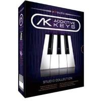 وی اس تی قدرتمند پیانو XLN Audio Addictive Keys Complete v1.1.4