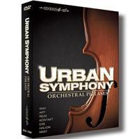 خرید اینترتی لوپ ارکسترال , پیانو , چنگ Zero-G Urban Symphony
