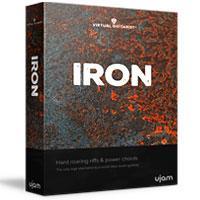 نسل جدید ویرژوال گیتاریست UJAM Virtual Guitarist IRON