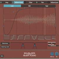 پلاگین مخصوص ساید چن Guda Audio EnvelopR