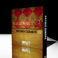 خرید اینترتی وی اس تی ساز سنتی دومبرا impact soundworks plectra series 3 kazakh dombra