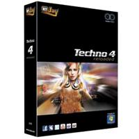 خرید اینترتی نرم افزار ساخت موزیک تکنو eJay Techno 4 Reloaded v4.02