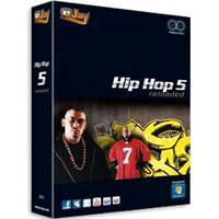 خرید اینترتی نرم افزار ساخت موزیک رپ eJay HipHop 5 Reloaded v5.02