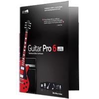 خرید اینترتی نرم افزار گیتار پرو 6 Guitar Pro 6.1.9