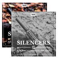 خرید اینترتی جلوه صوتی تفنگ صدا خفه کن Boom Library Silencers Bundle