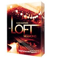 بیت ایندی بر پایه گیتار big fish audio indie guitars the loft sessions