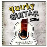 بیت برپایه گیتار Big Fish Audio Quirky Guitars vol.2