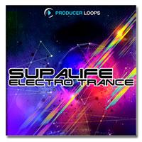 بیت الکترو ترنس Producer Loops Supalife Electro Trance Vol.1