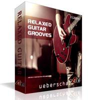 بیت پاپ راک برپایه گیتار الکتریک آرام Ueberschall Relaxed Guitar Grooves