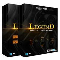 ابزار ساخت موزیک رپ و آر اند بی StudioLinkedVST Legend Collection