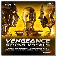 وکال سبک الکترونیک Vengeance Studio Vocals Vol.1