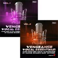 خرید اینترتی وکال سبک الکترونیک Vengeance Vocal Essentials Vol.1 - 2