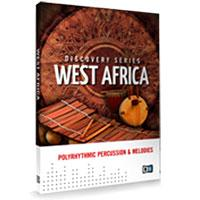 وی اس تی سازهای غرب آفریقا Native Instruments West Africa