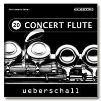 ریتم و لوپ فلوت Ueberschall Concert Flute Delicate Melodic Moods
